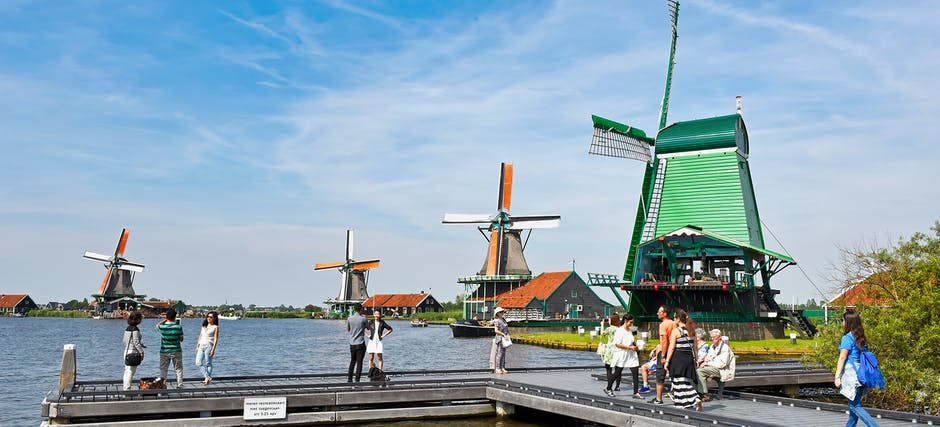 Volendam, Edam, and Windmills Tour