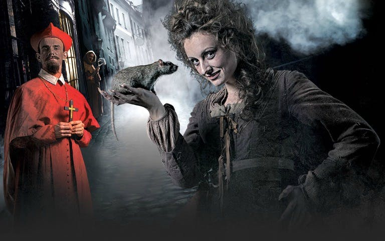 madame tussauds + the amsterdam dungeon-1