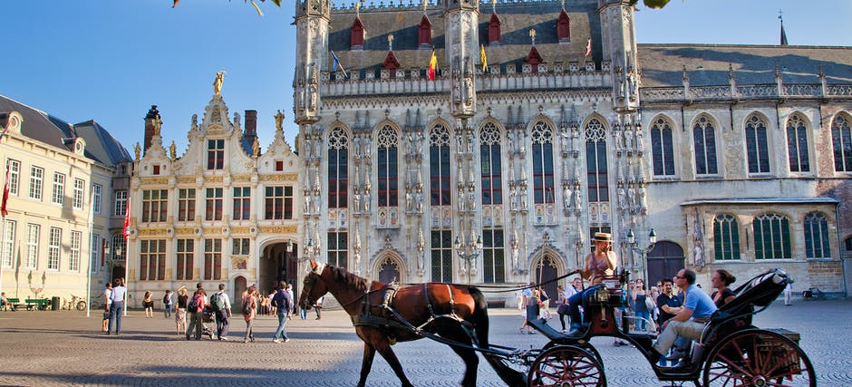 Full Day Tour: Bruges from Amsterdam