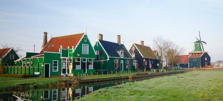 Charm of Holland Tour