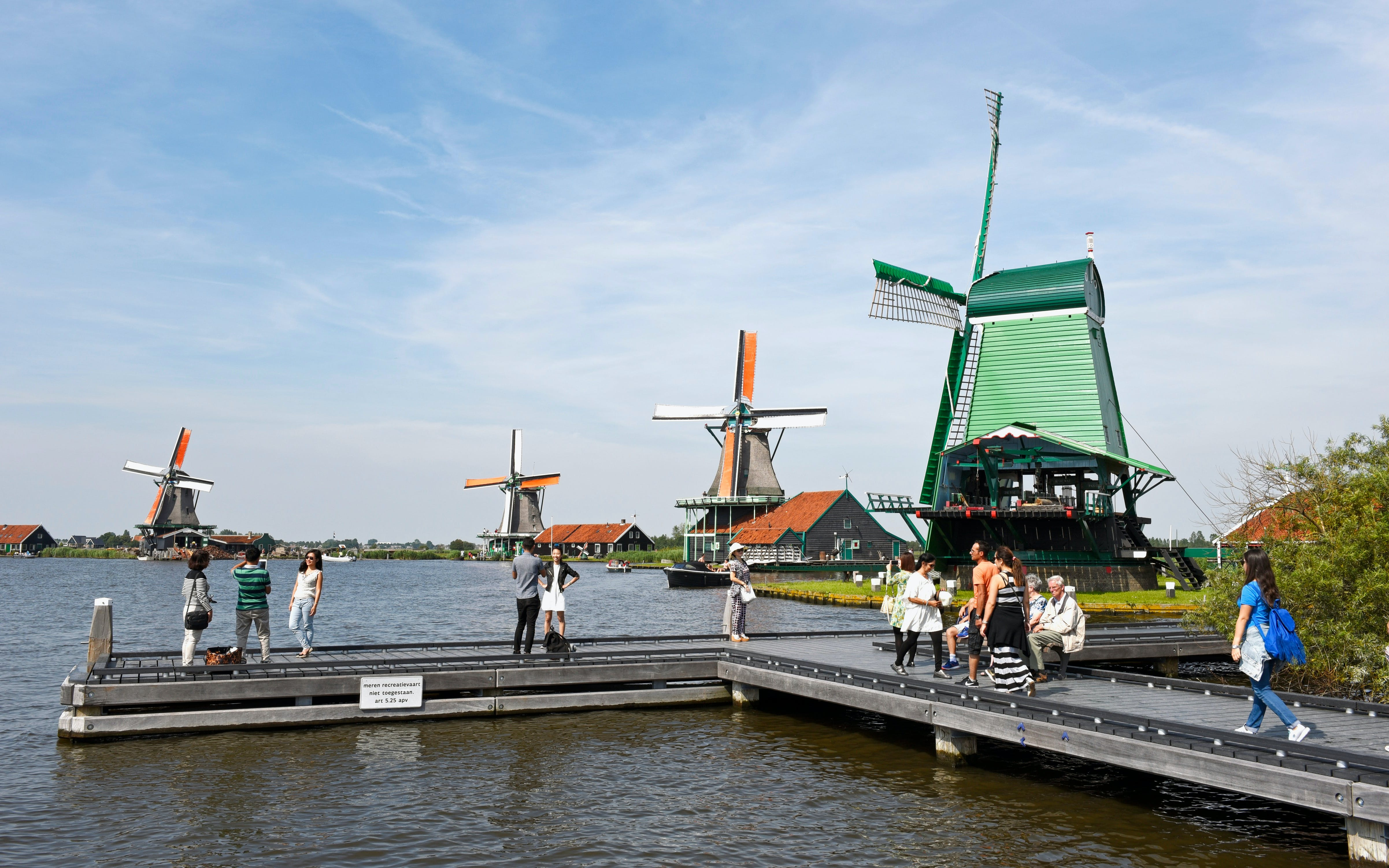 half day trip to zaanse schans from amsterdam-2