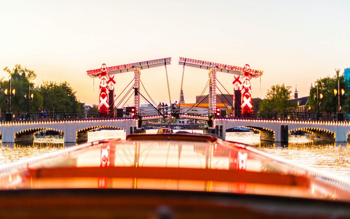 evening canal cruise with 4-course dinner and drinks-3