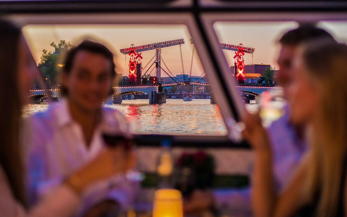 evening canal cruise with 4-course dinner and drinks-8