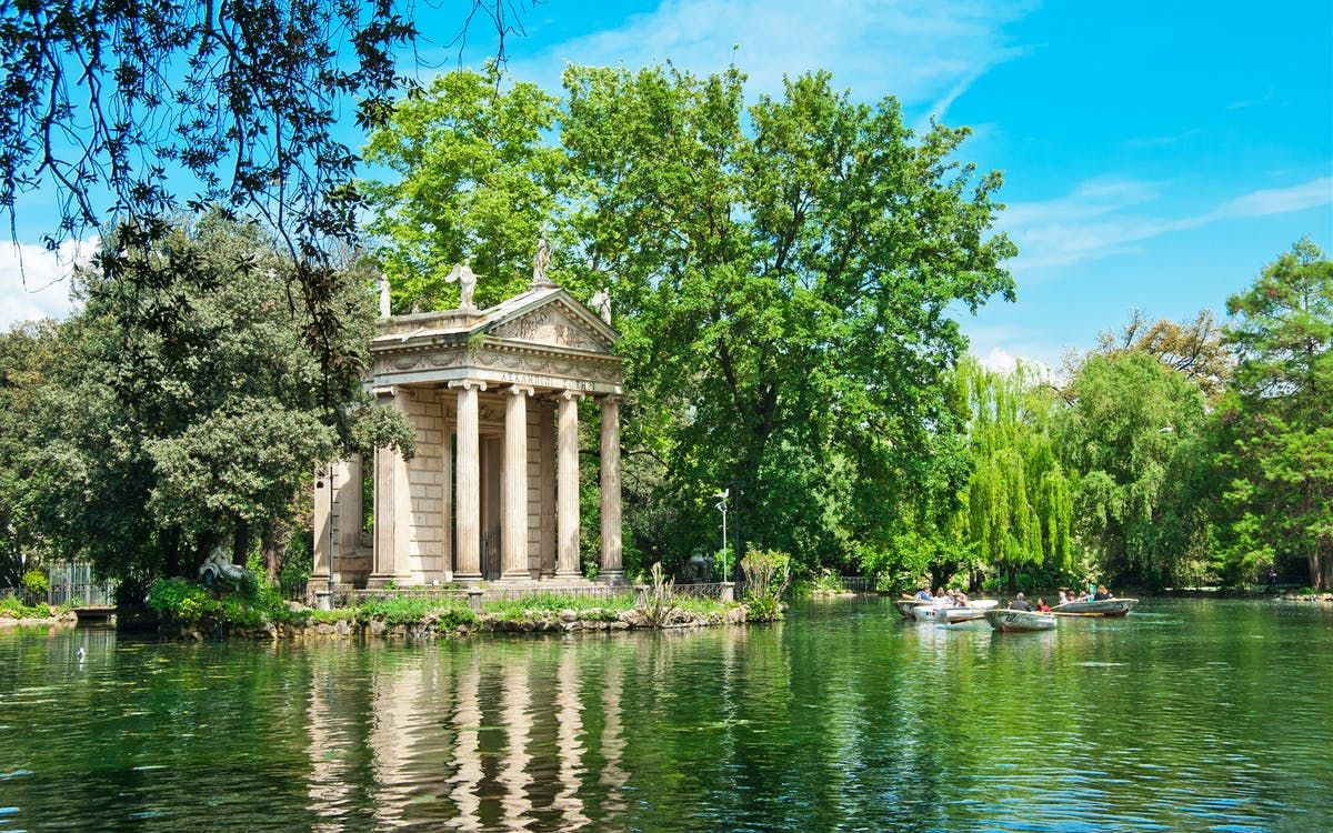 borghese gallery and gardens half day tour with hotel pickup-2