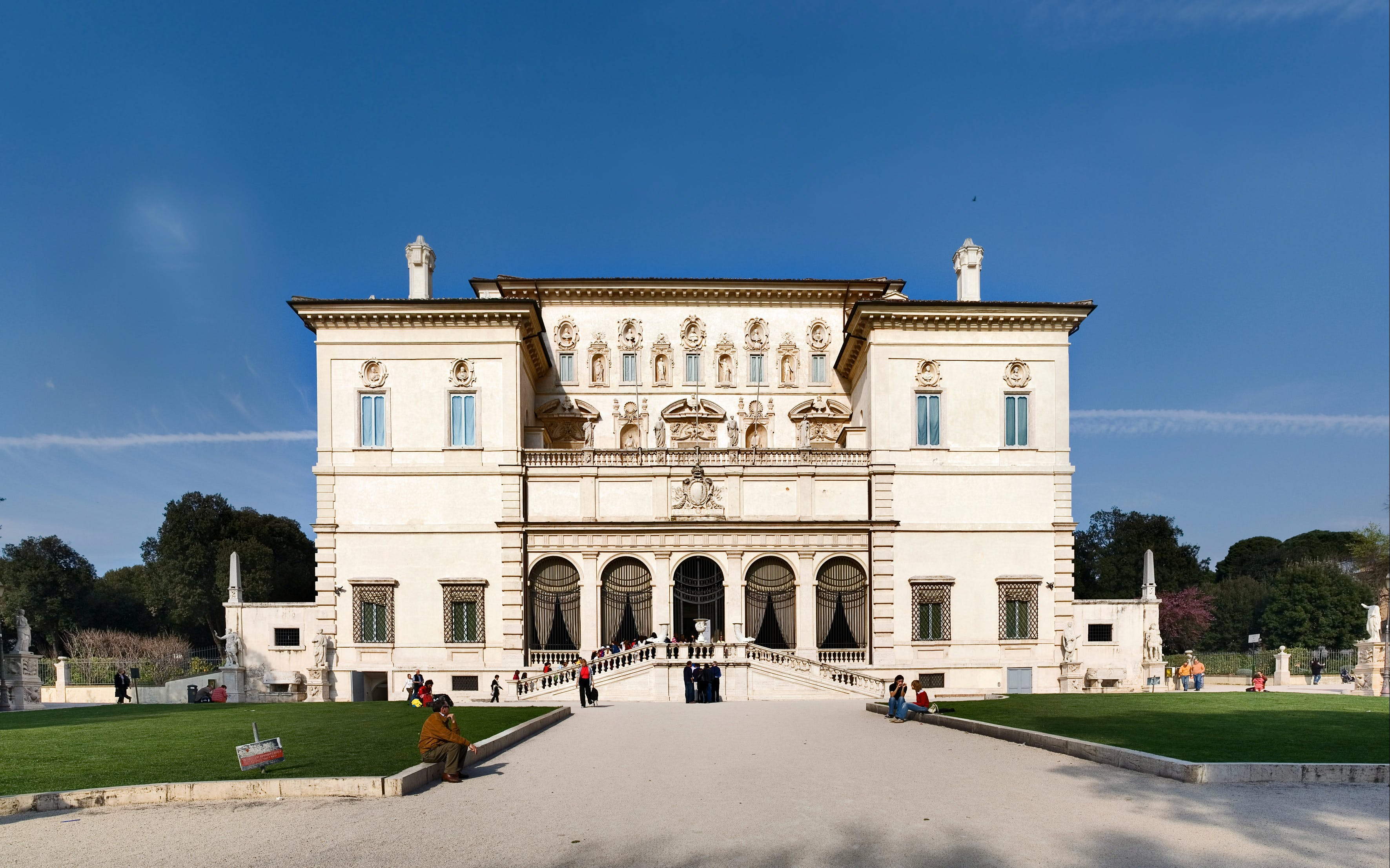 borghese gallery Rome - 1