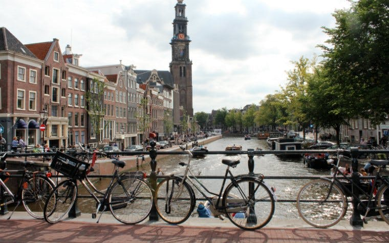 Canals and Dykes Cycling Tour