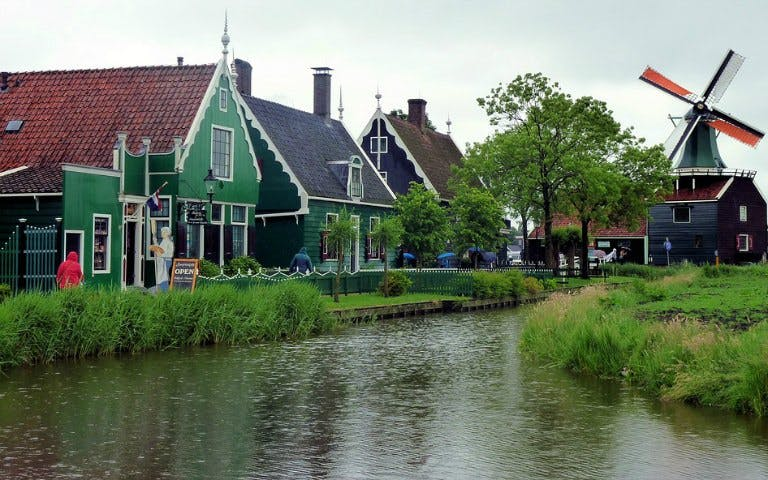 Half day trip to Zaanse Schans