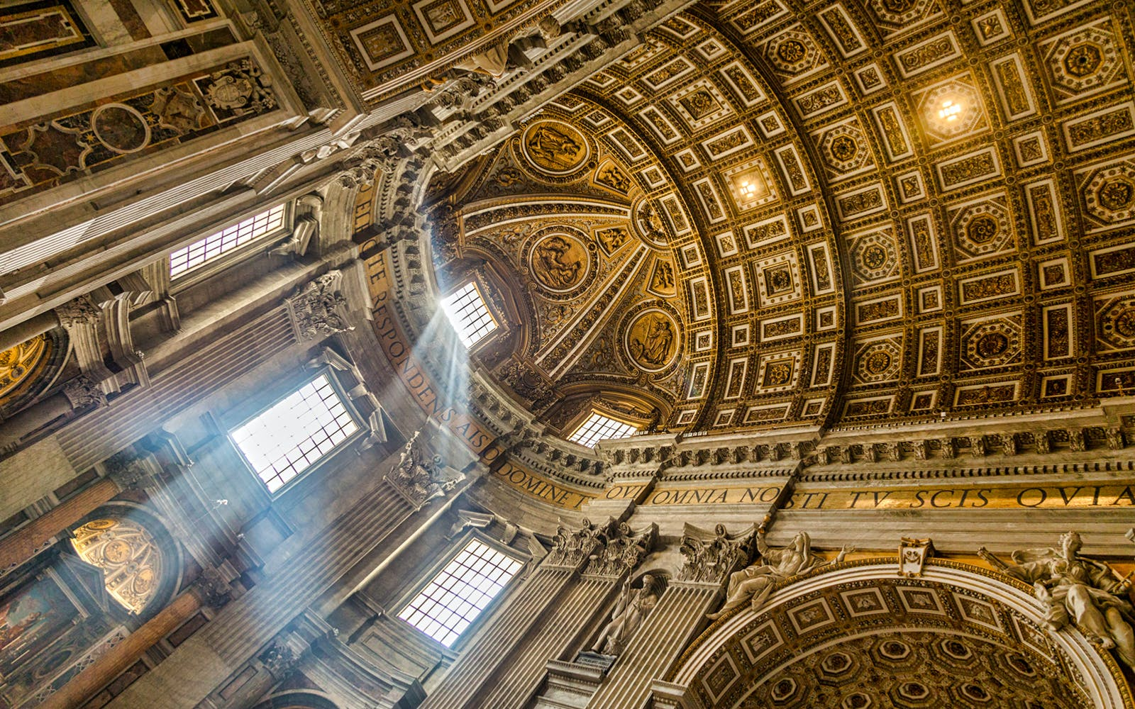 escorted exclusive skip the line tickets to vatican museum & sistine chapel-1