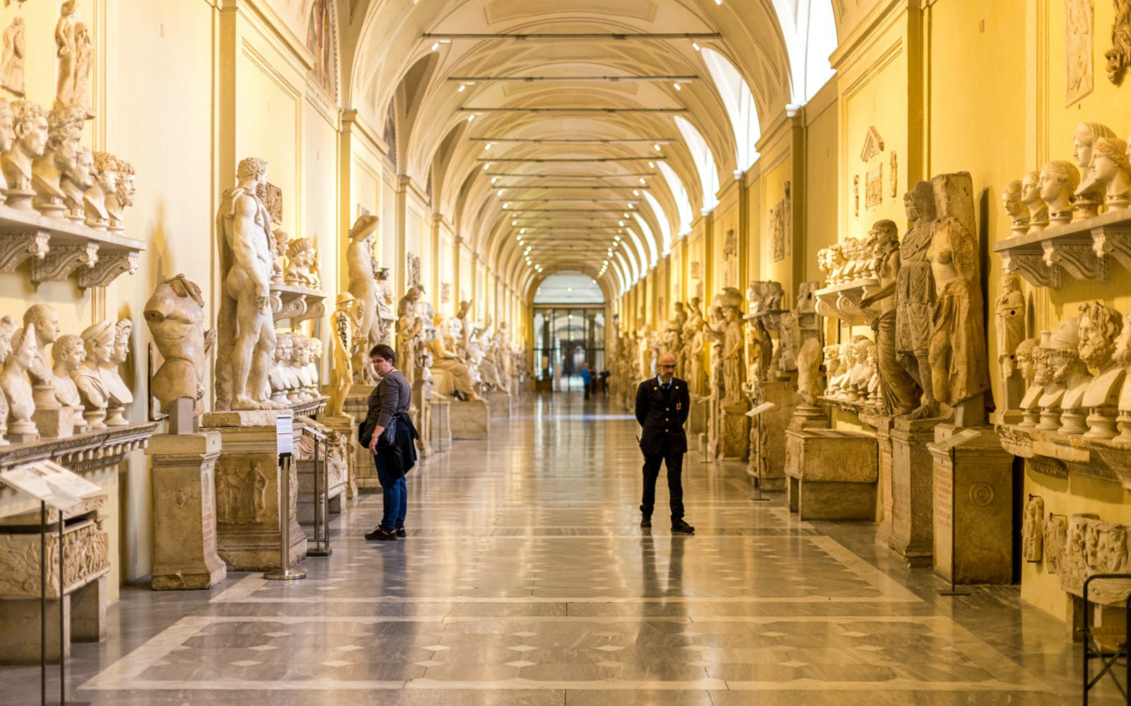 escorted exclusive skip the line tickets to vatican museum & sistine chapel-7