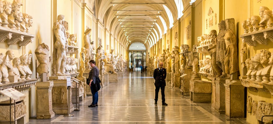 Escorted Exclusive Skip The Line Tickets to Vatican Museum & Sistine Chapel