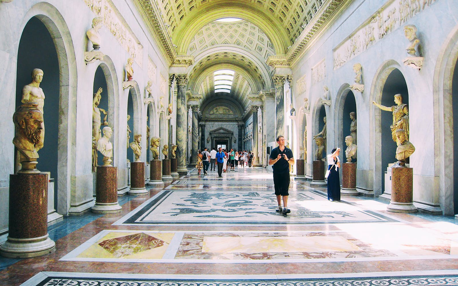 guided tour of vatican museums, sistine chapel & st. peter's basilica-3