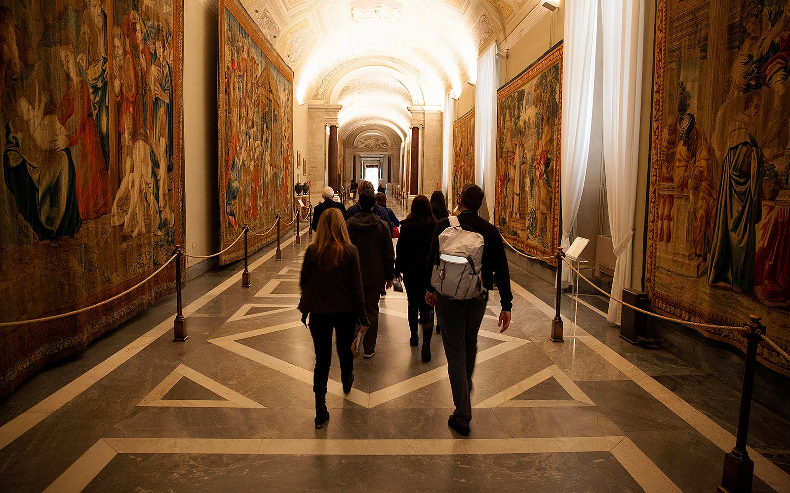 guided tour of vatican museums, sistine chapel & st. peter's basilica-2