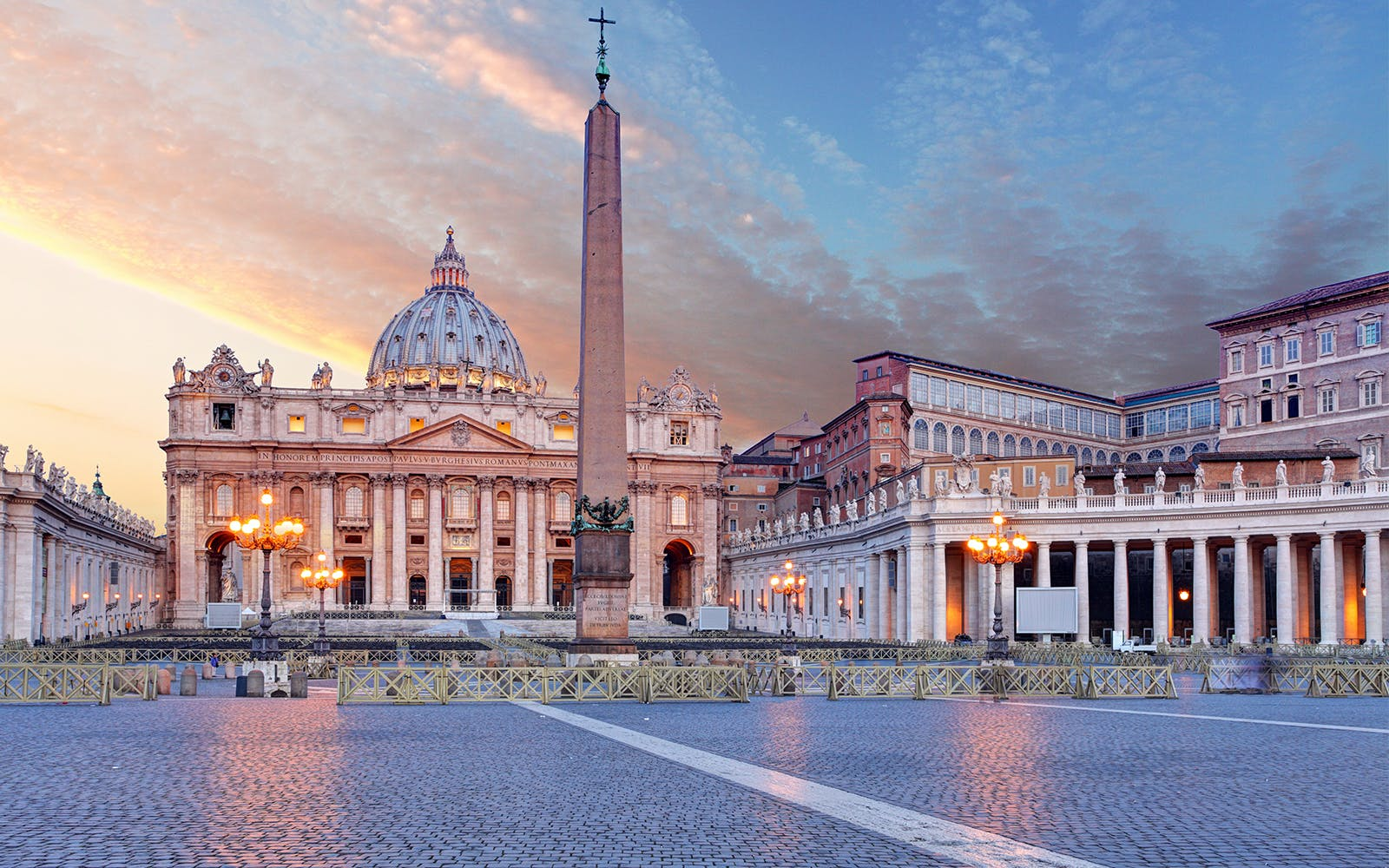 guided tour of vatican museums, sistine chapel & st. peter's basilica-1