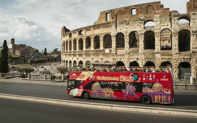 hop-on hop-off sightseeing tour + colosseum & vatican museums entry-1