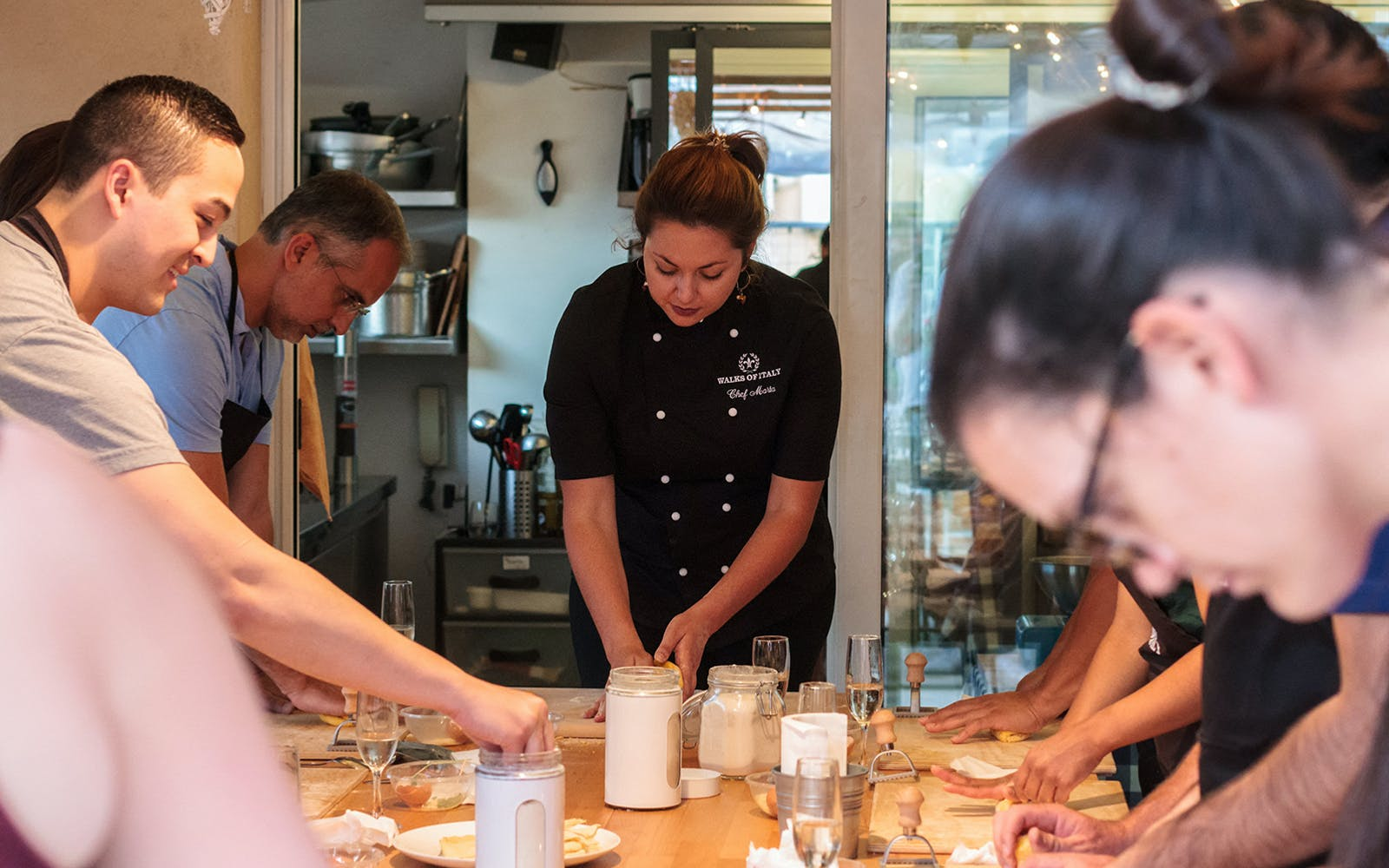 pasta-making class: cook, dine & drink wine with a local chef-4
