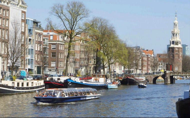 Best of Amsterdam Canals Cruise