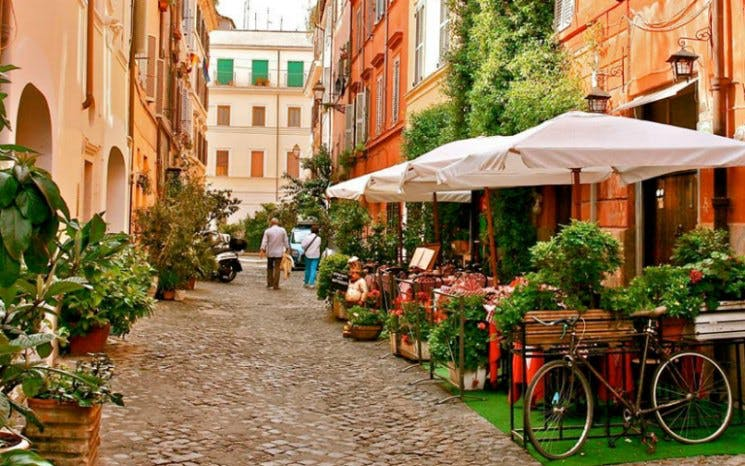 Rome in May-trastavere