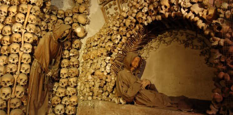 catacombs tour