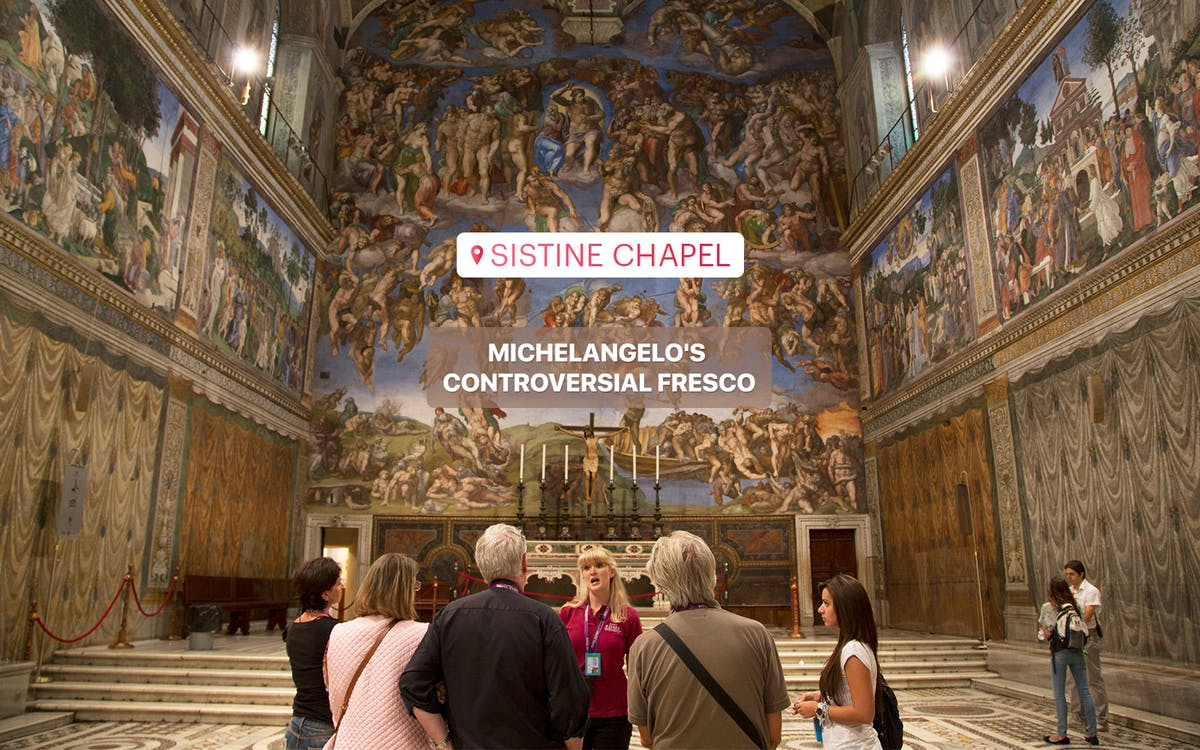 express guided tour of colosseum, vatican museums & sistine chapel-8