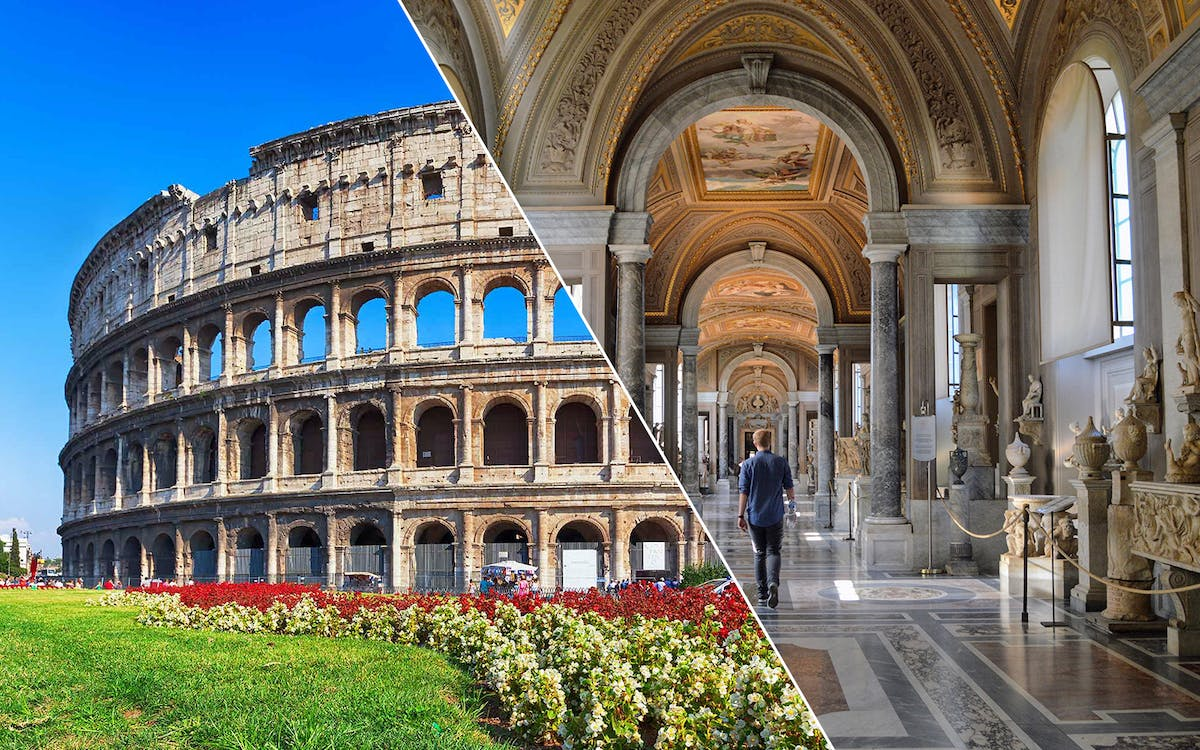 express guided tour of colosseum, vatican museums & sistine chapel-1