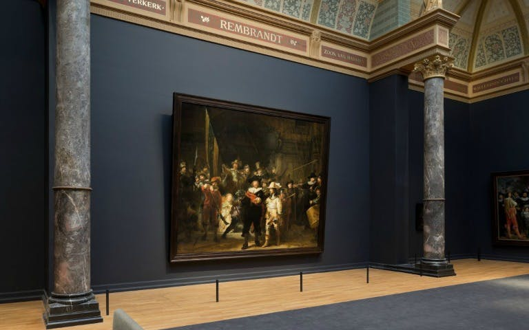Rijksmuseum Private Walking Tour