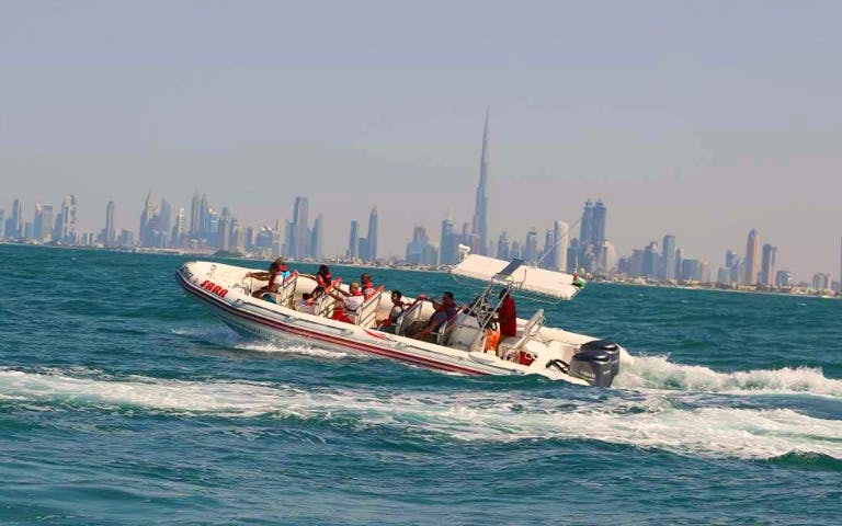 90-Minute Speedboat Tour with Transfers