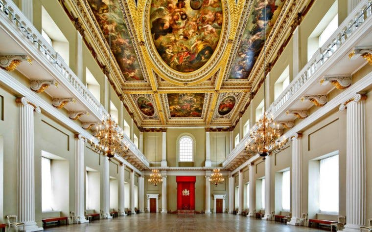 london royal palace pass : 3 or 4 palaces in 1 pass-2