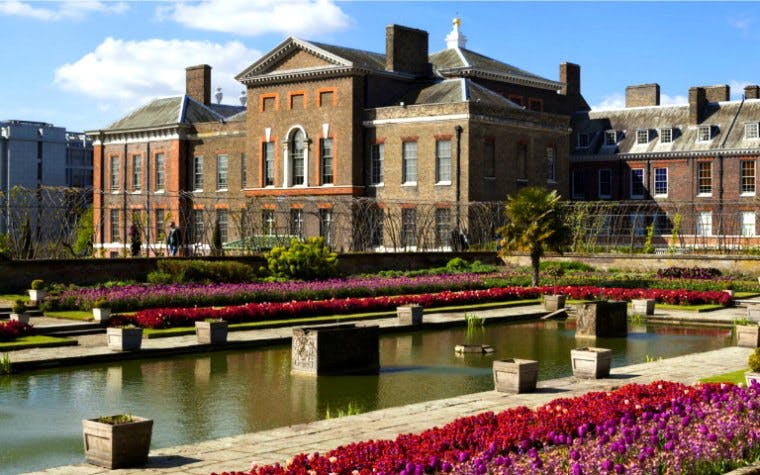3 palaces pass: tower of london, kensington palace and hampton court-3