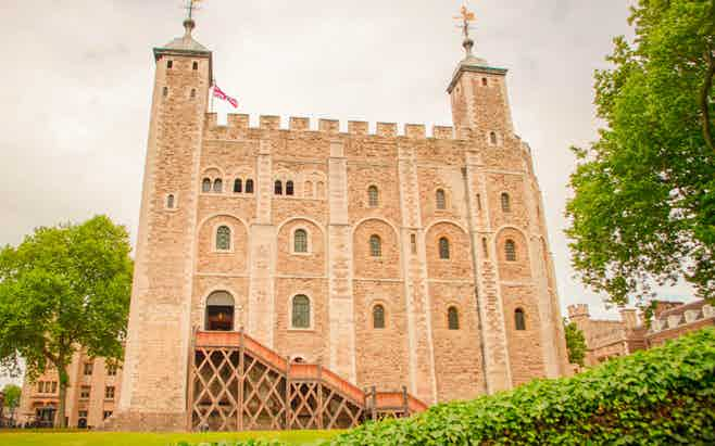 London in 1 day-Tower of London