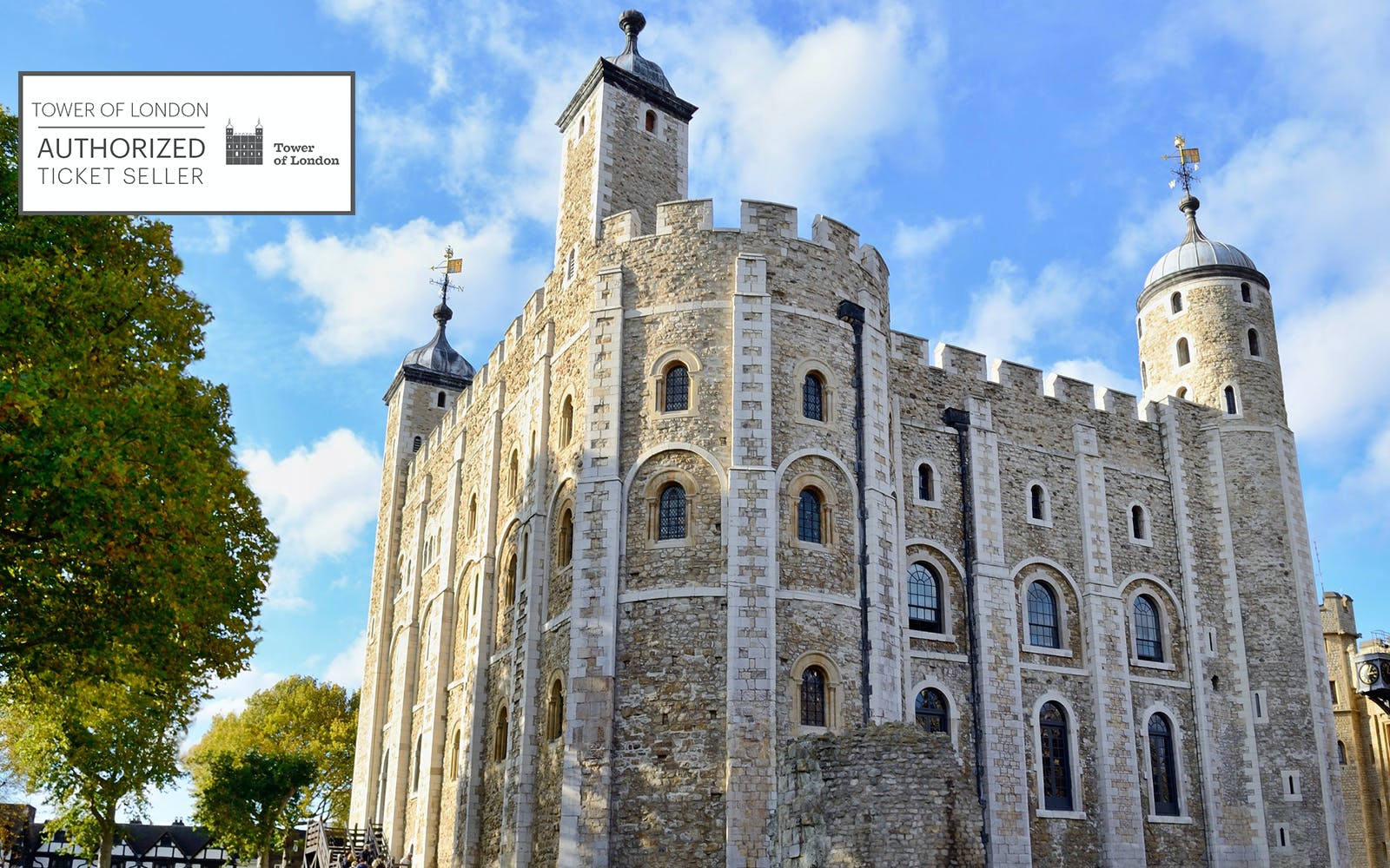 Tower of London Tickets with Crown Jewels & Beefeater Tour