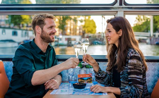 Candlelight Wine & Dutch Cheese Cruise