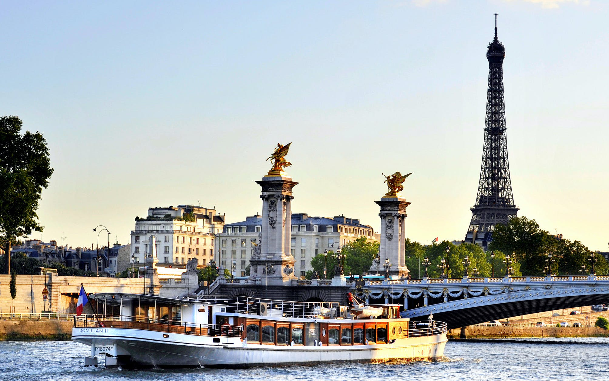 lunch at the eiffel tower, paris city tour & seine cruise with transportation-6