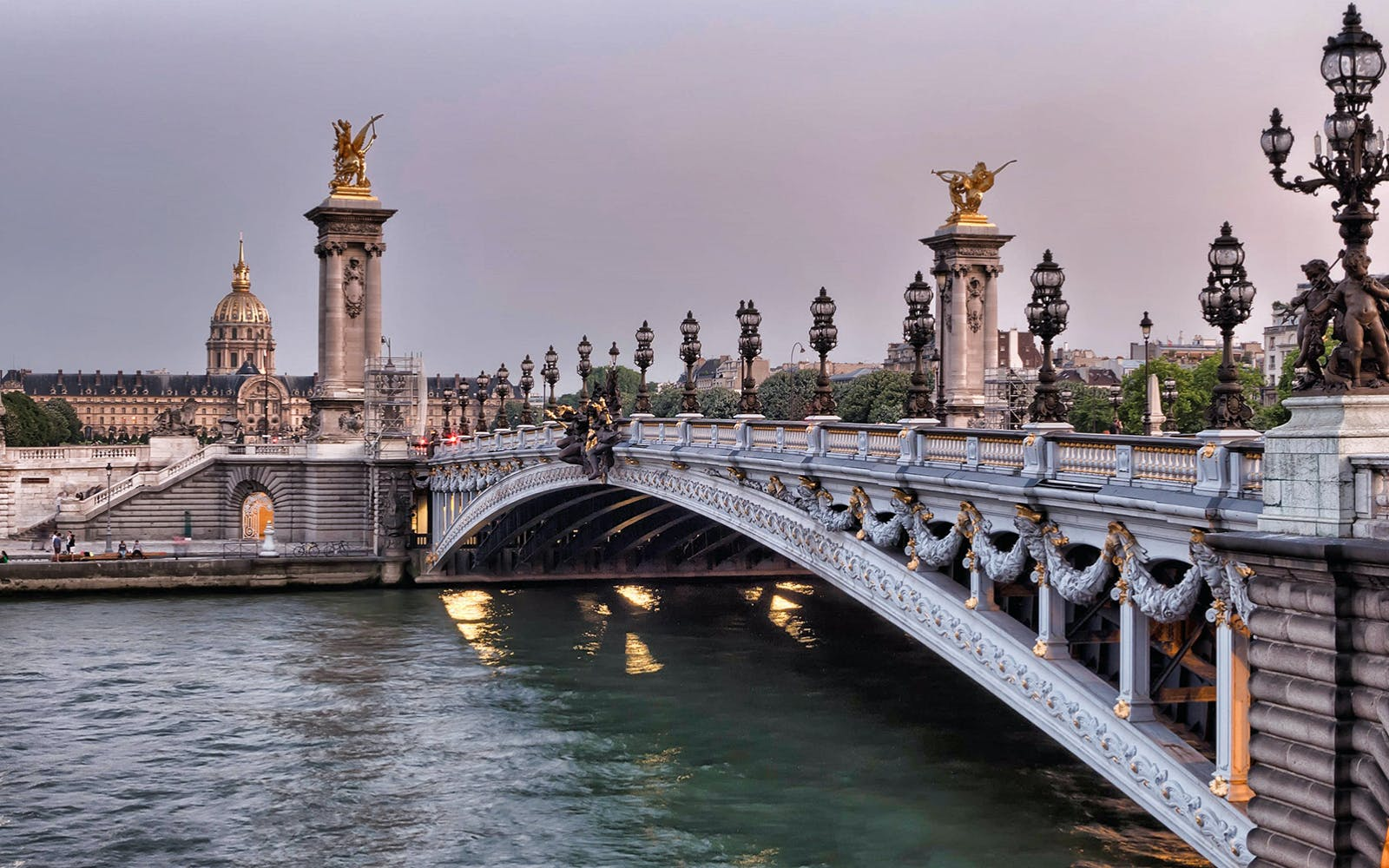lunch at the eiffel tower, paris city tour & seine cruise with transportation-3