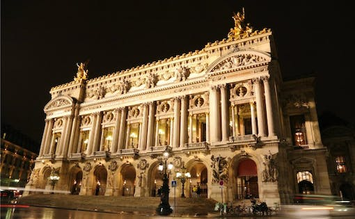 City Of Lights - Paris By Night Bus Tour
