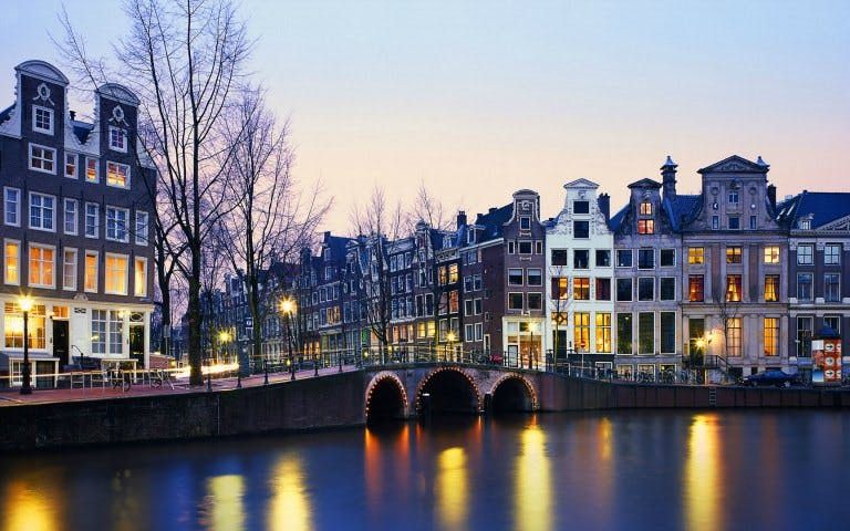 City Tour Amsterdam and Delft, The Hague and Madurodam Tour