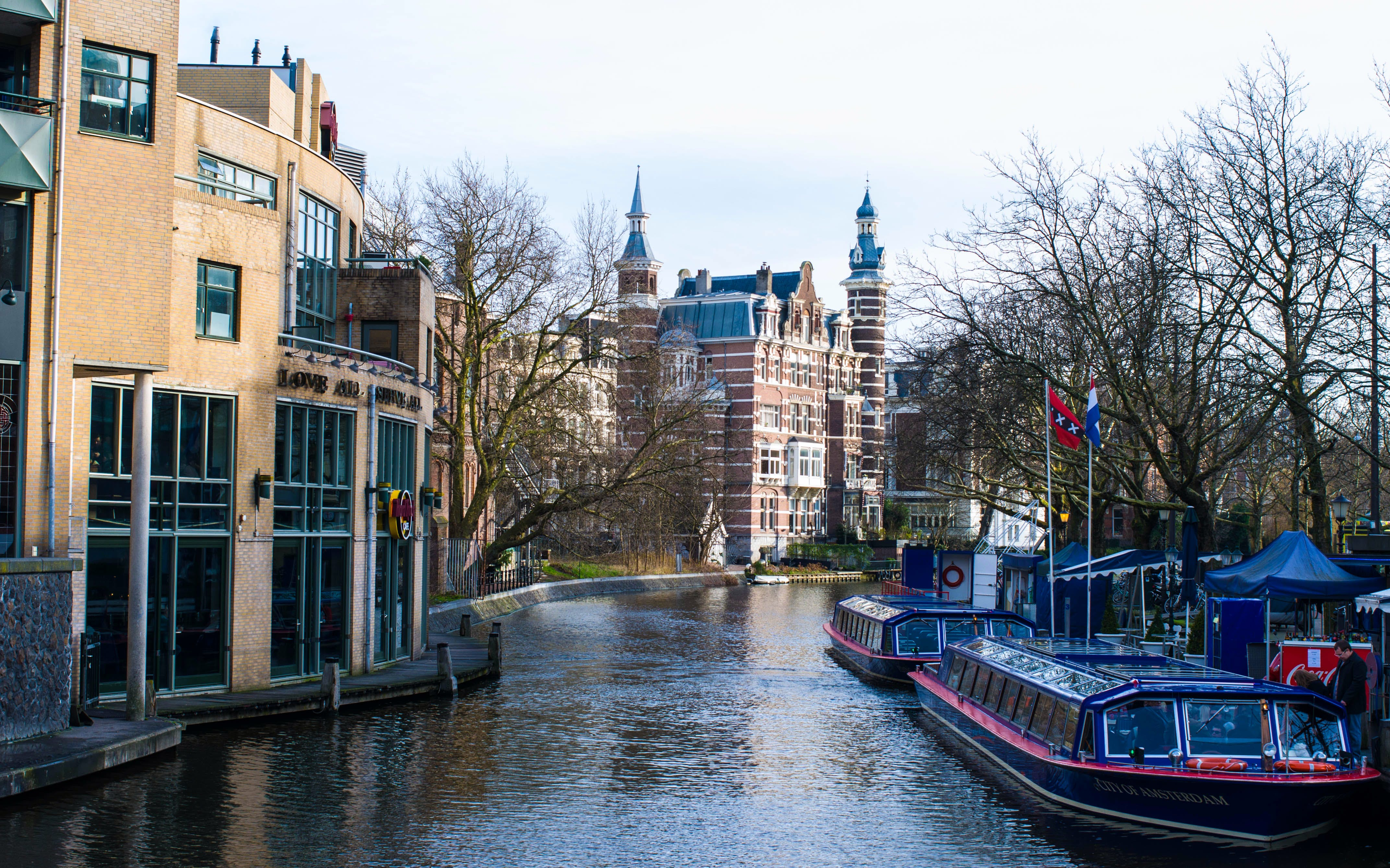amsterdam city canal cruise-2