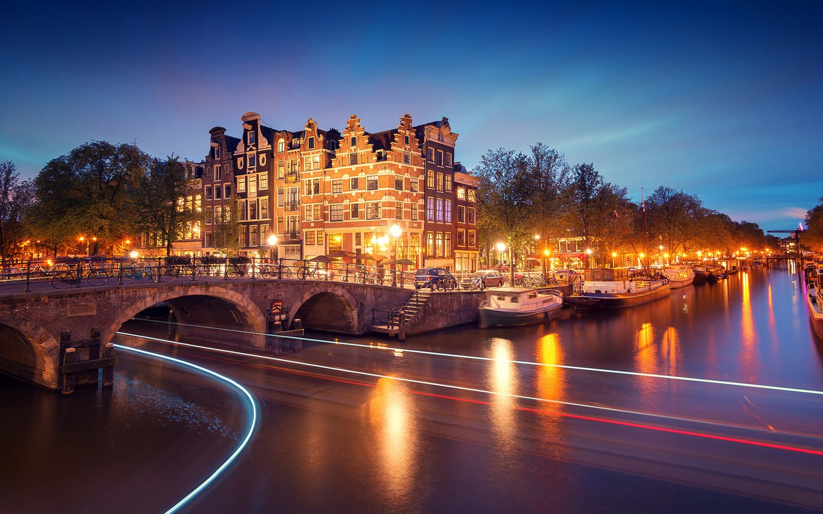 Amsterdam Canal Cruise Evening Cruise