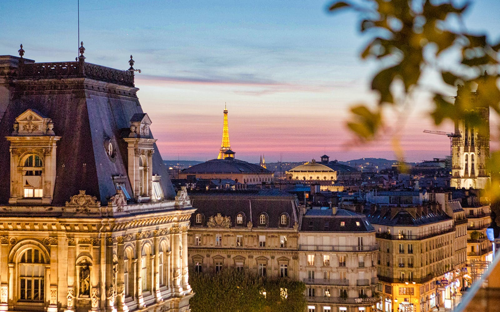 Paris by Night: Eiffel Tower, City Tour & Seine Cruise