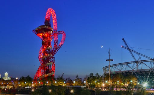ArcelorMittal Orbit & The Slide Option
