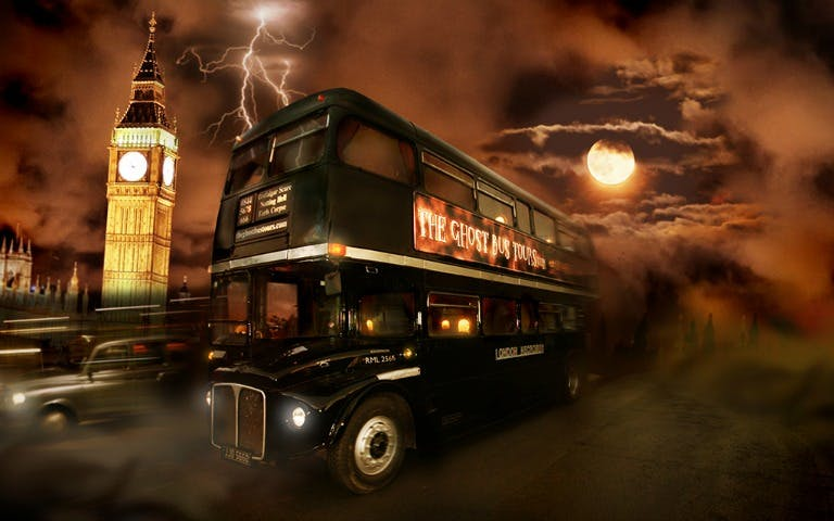 ghost bus tour of london-1