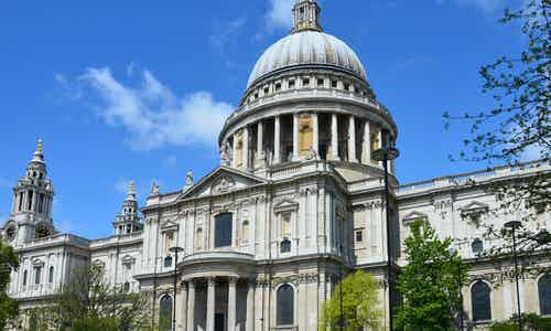 3 Day London Itinerary - St. Paul's Cathedral 2