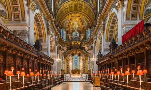 3 Day London Itinerary - St. Paul's Cathedral 3