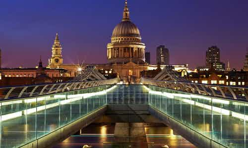 3 Day London Itinerary - St. Paul's Cathedral 1
