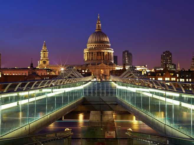 London in 1 day-St. Paul's