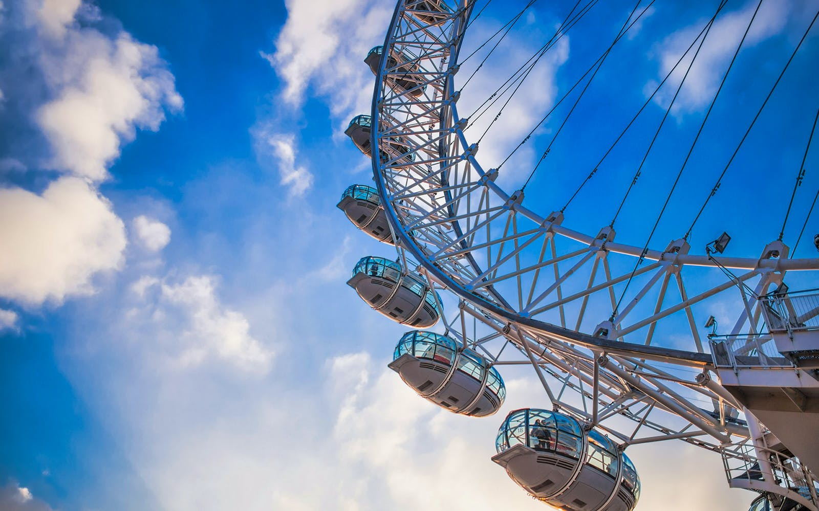 Coca Cola London Eye Standard Experience Tickets