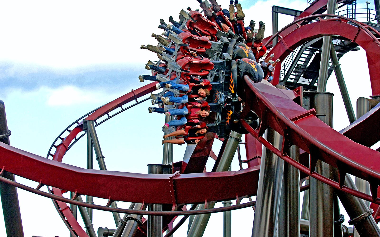 thorpe park resort entry -1