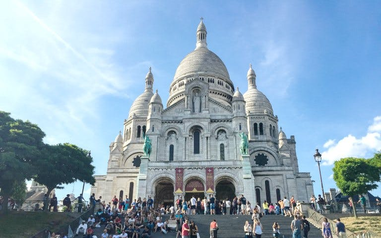 Montmartre and Sacré Coeur Walking Tour