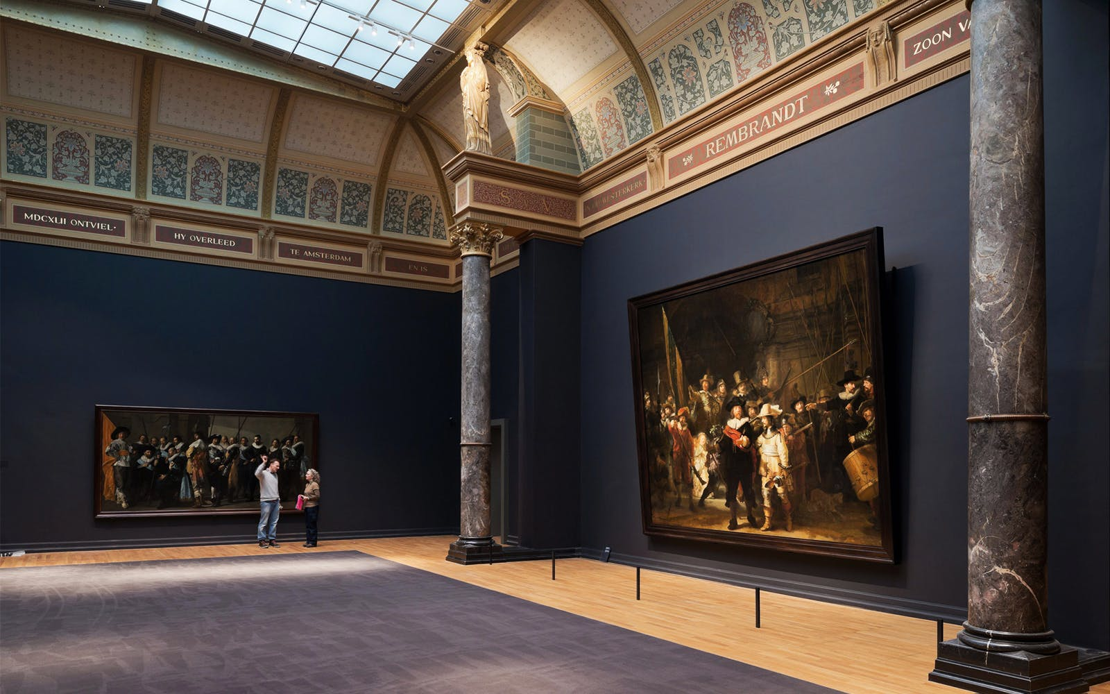 Skip The Line Combo: City Canal Cruise & Rijksmuseum Entry Ticket