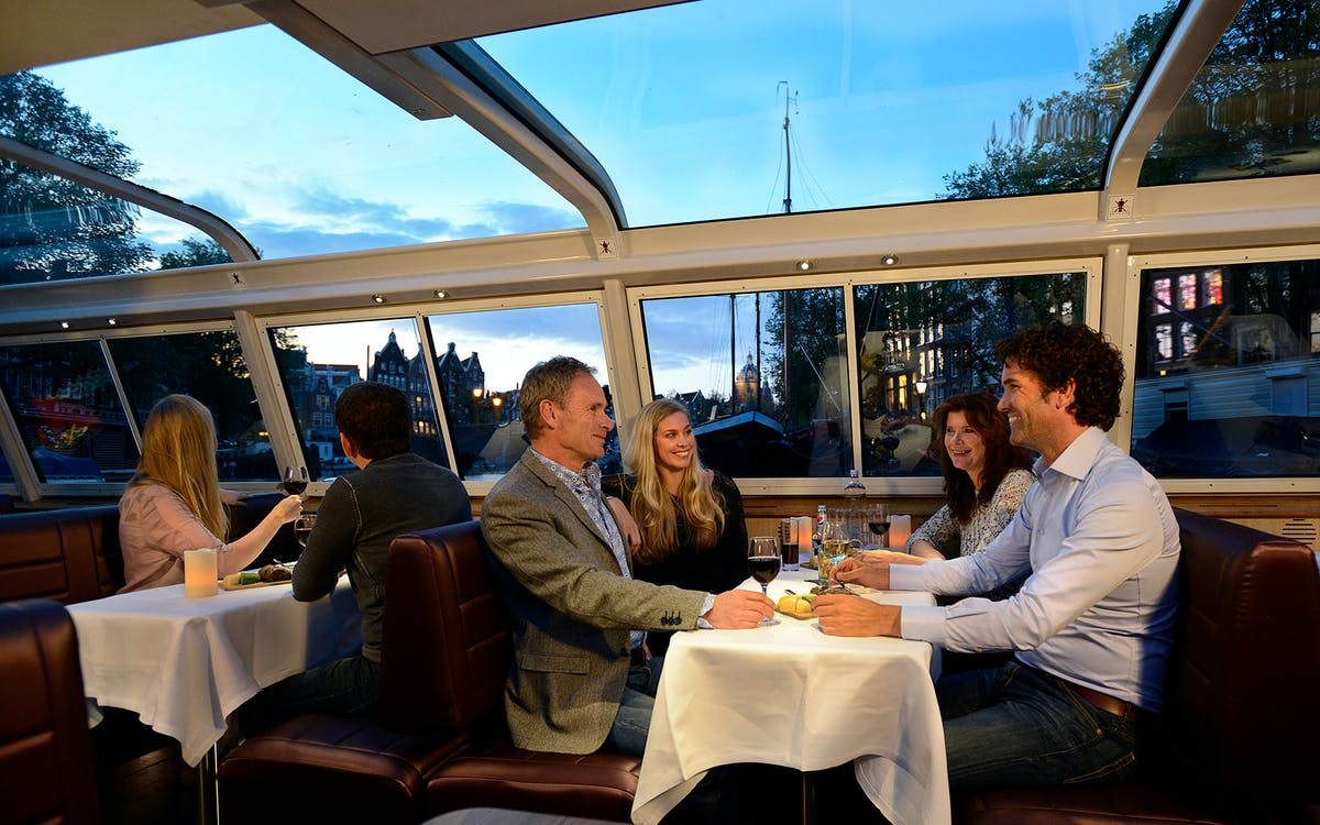 amsterdam 4-course dinner cruise-2