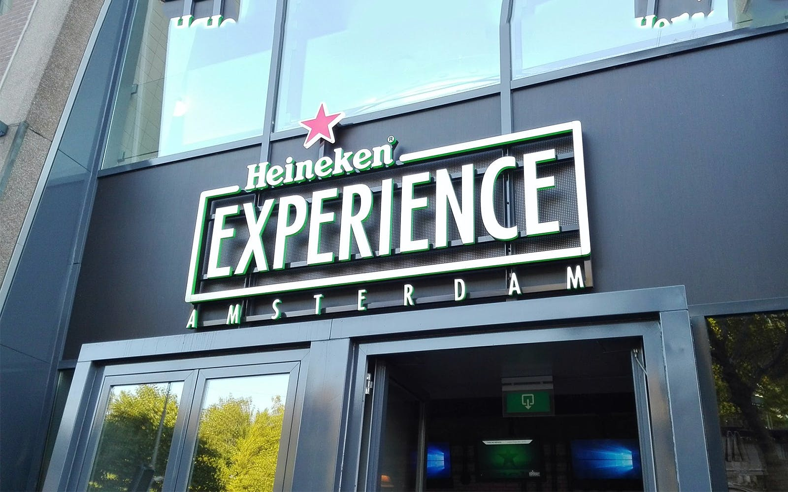 Skip The Line Combo: City Canal Cruise & Heineken Experience Tickets